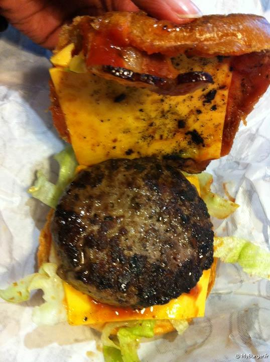 photos de bacon cheeseburger 231 east street par tml burger. Black Bedroom Furniture Sets. Home Design Ideas