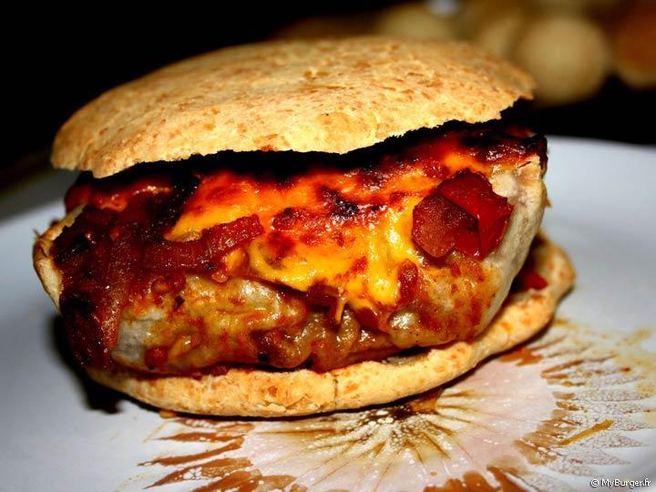 Photos de enchiburger burger maison recette par michaek - Recette hamburger maison ...