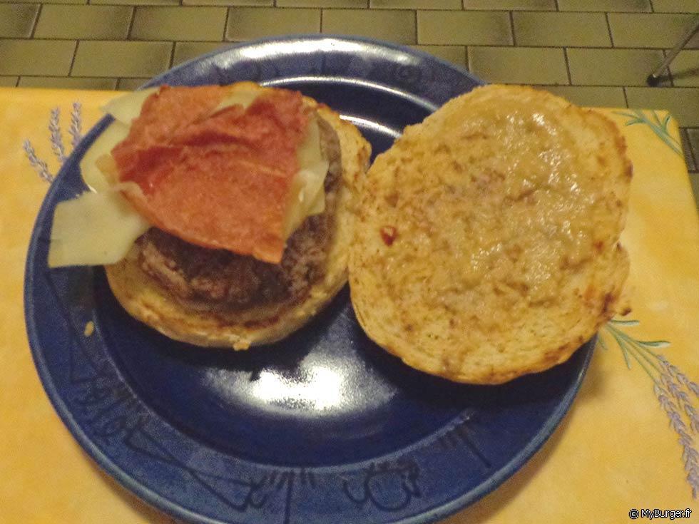 photos de pyrnen burger maison recette par thoste. Black Bedroom Furniture Sets. Home Design Ideas