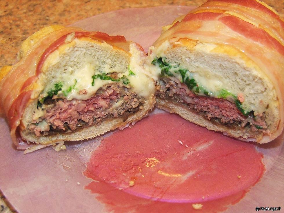 photos de chartreux burger maison recette par boulugre. Black Bedroom Furniture Sets. Home Design Ideas