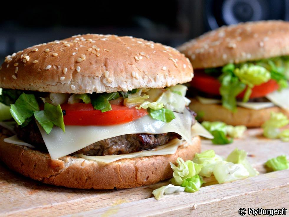 recette du homemade big tasty burger maison recette avis test. Black Bedroom Furniture Sets. Home Design Ideas
