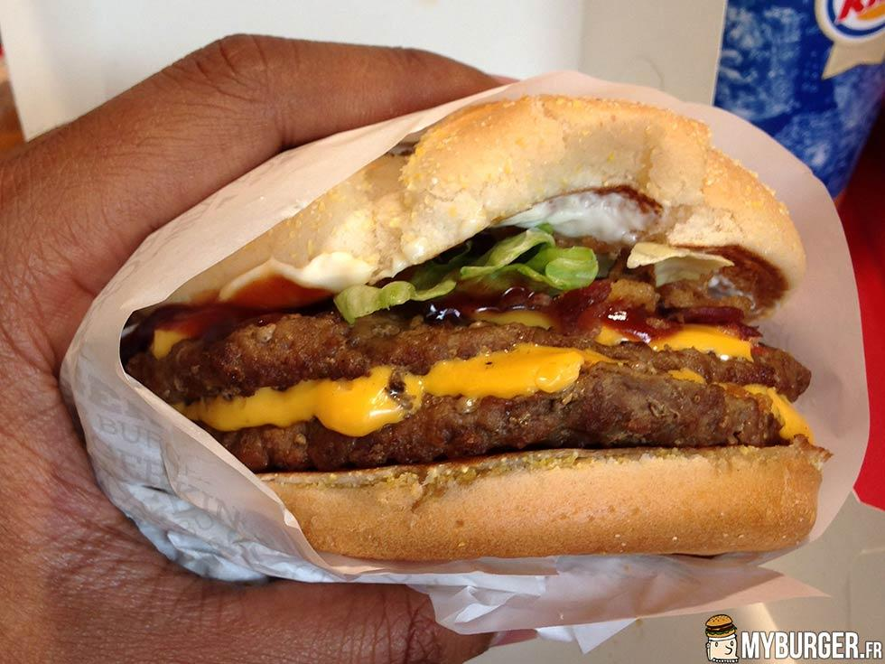 Chronique Du Double Steakhouse Burger King Avis Test