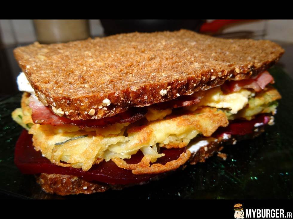 photos de smrrgenmad burger maison recette par jafar. Black Bedroom Furniture Sets. Home Design Ideas