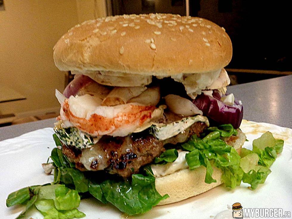 Photos de 10 years burger maison recette par - Recette hamburger maison ...