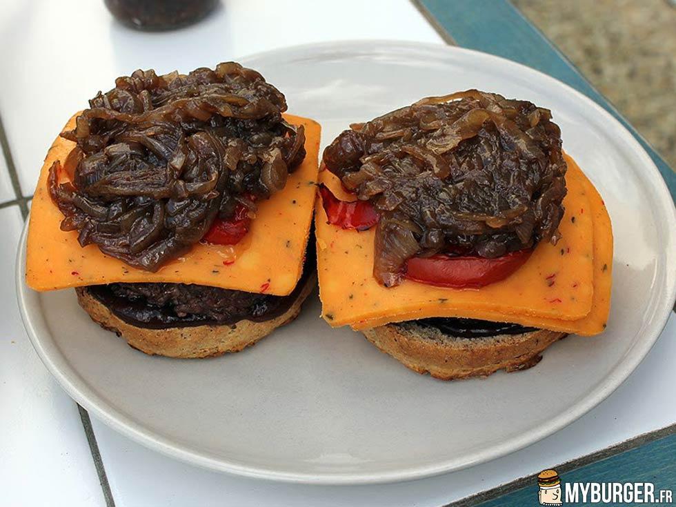 photos de myclassicburger burger maison recette par. Black Bedroom Furniture Sets. Home Design Ideas