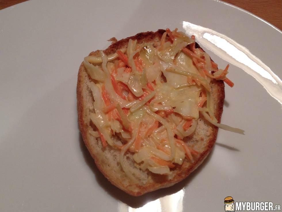 Photos de lobster burger burger maison recette par flopchef - Recette hamburger maison ...