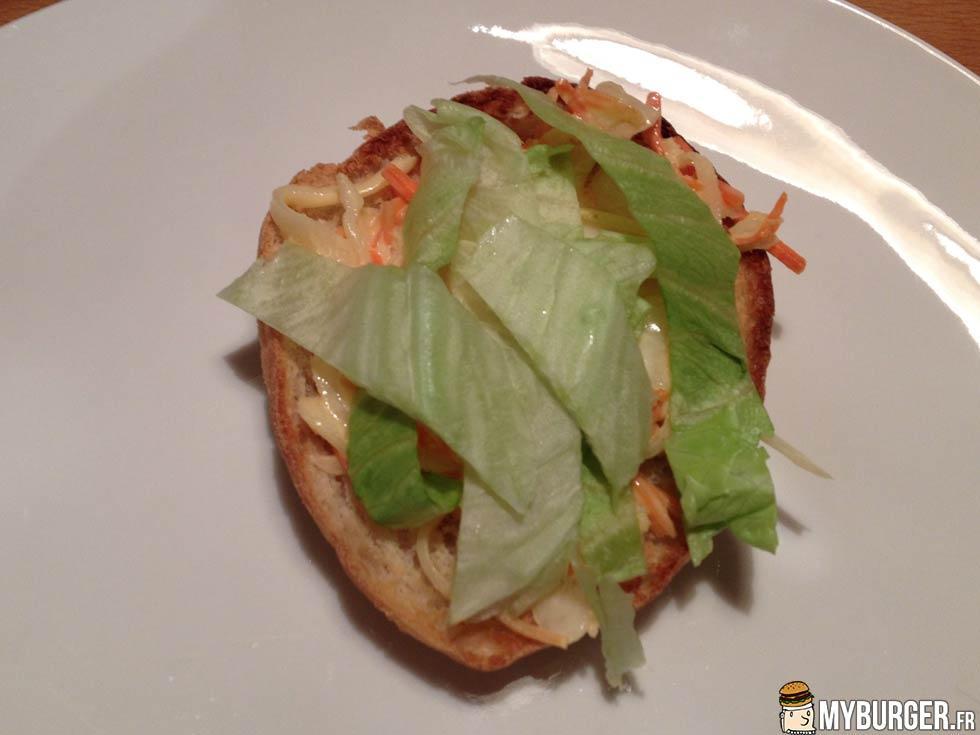 photos de lobster burger burger maison recette par. Black Bedroom Furniture Sets. Home Design Ideas