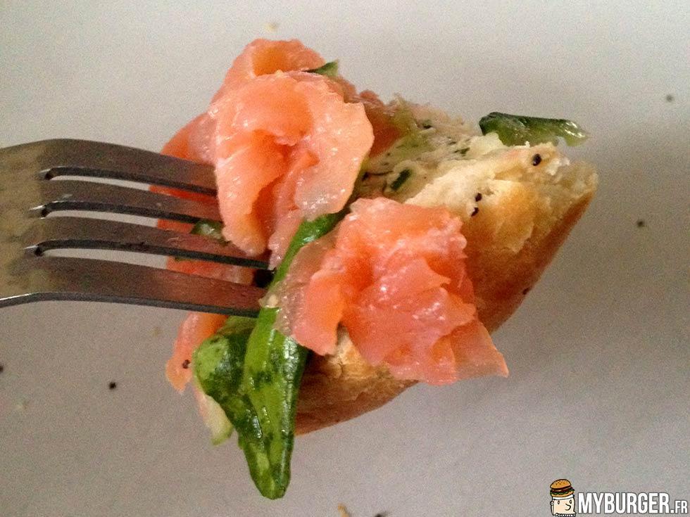 photos de sandwich bagel au saumon fum ikea par ortofon21. Black Bedroom Furniture Sets. Home Design Ideas