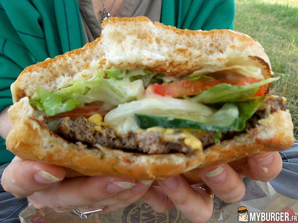photos de fresh whopper burger king par edwarner. Black Bedroom Furniture Sets. Home Design Ideas