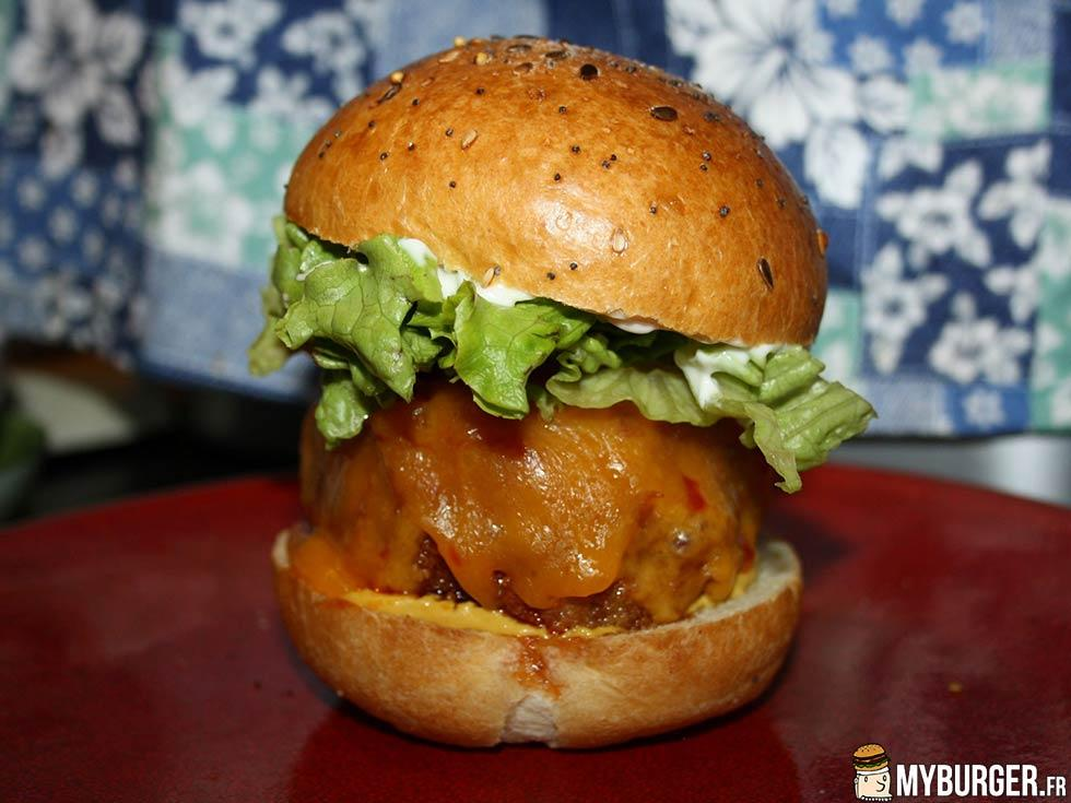 Voir la chronique du European Scotch Egg Burger
