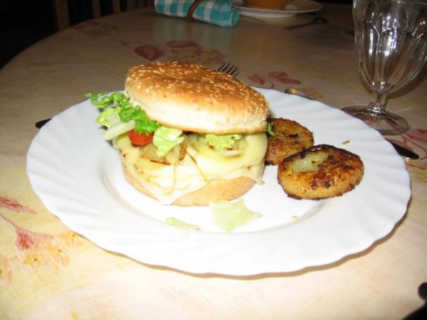 photos de burger spread burger maison recette par miclinux. Black Bedroom Furniture Sets. Home Design Ideas