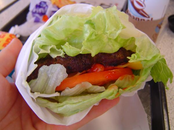 Chronique du Low Carb Six Dollar Burger (Carl's Jr / Hardee's) Avis ...