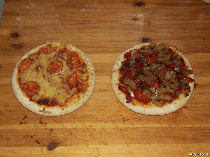 photos de burger pizza armenienne burger maison recette par boulugre. Black Bedroom Furniture Sets. Home Design Ideas