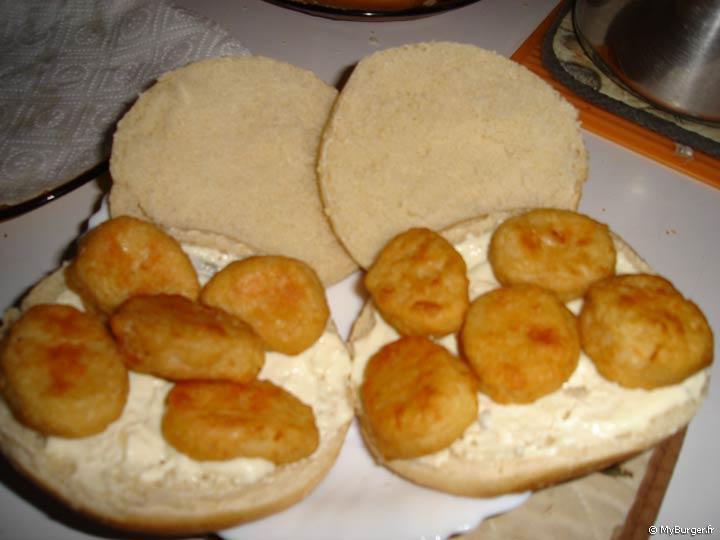 sauce hamburger maison
