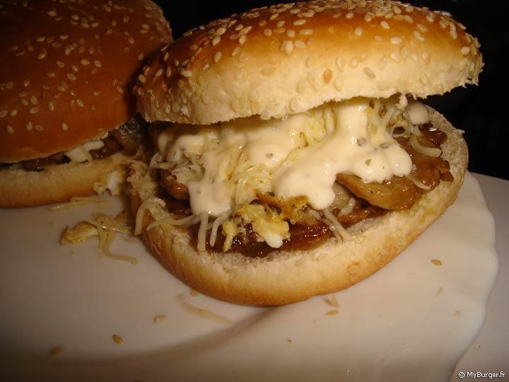 recette du kebab burger burger maison recette avis test. Black Bedroom Furniture Sets. Home Design Ideas