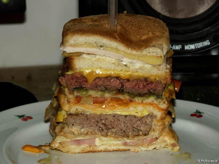 photos de bummer burger maison recette par boulugre. Black Bedroom Furniture Sets. Home Design Ideas