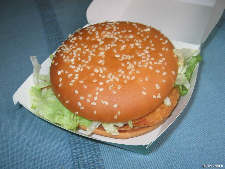 how to make mcchicken burger