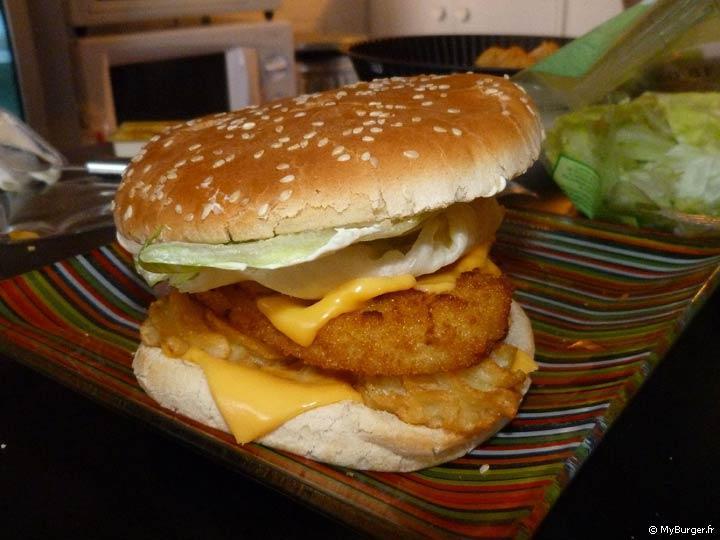 recette du el chicken house burger maison recette avis test. Black Bedroom Furniture Sets. Home Design Ideas