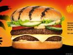 Hot Miami Burger de Quick