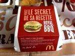 Royal BBQ de McDonald's
