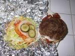Bacon Cheese Burger de Best of Philly de Ind�pendants - Petite Enseigne