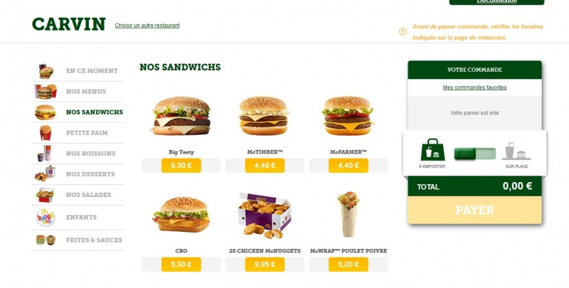 mcdo fr info ou pas retour du big tasty les burgers page 9. Black Bedroom Furniture Sets. Home Design Ideas