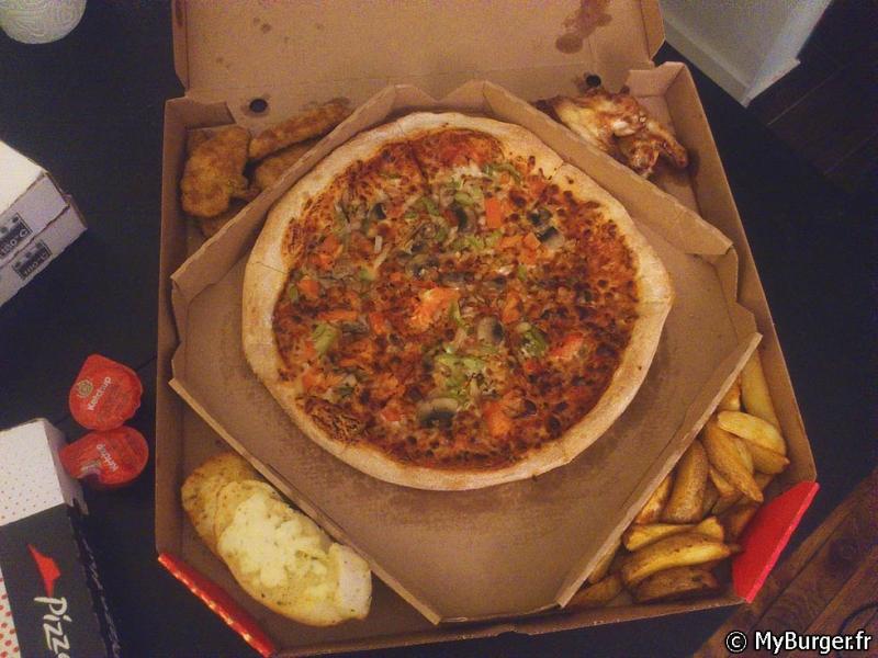 pizza hut fr the box autre nourriture. Black Bedroom Furniture Sets. Home Design Ideas