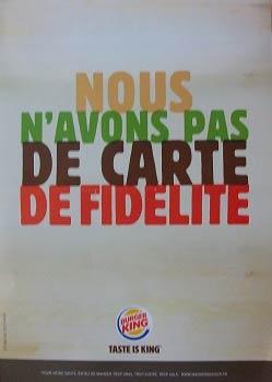 Carte Burger King Perigueux.Burger King Developpement En France Les Enseignes Blabla En