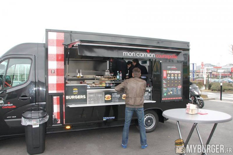 Food Truck Paris E