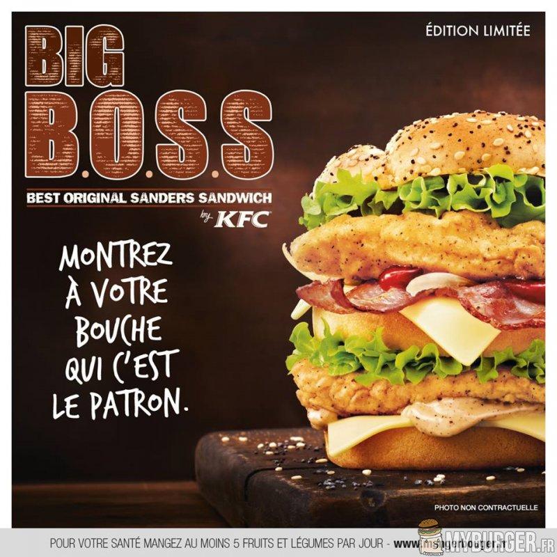kfc big boss