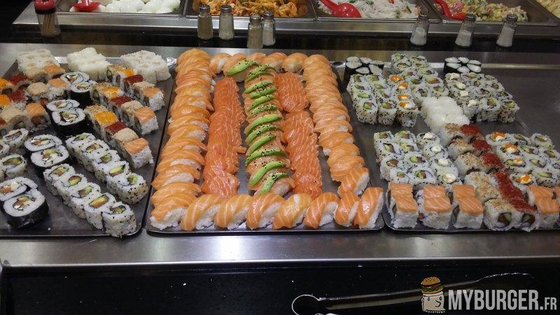 sushi volonte