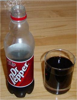 boisson docteur pepper