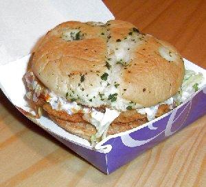 how to make mcchicken burger