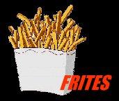 Les cahiers du burger frites frites micro ondes cora - Frite au micro onde ...